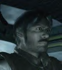 Enrico as shown in Resident Evil Zero