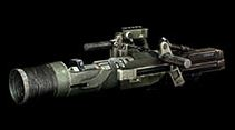 STA-X3 W.A.S.P Missile Launcher