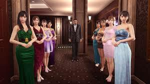 The Hostess club is back! Sadly its just a carbon copy of Zero's version with some new girls.