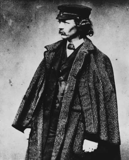 Frederick Law Olmsted ... Aesthetic Designer