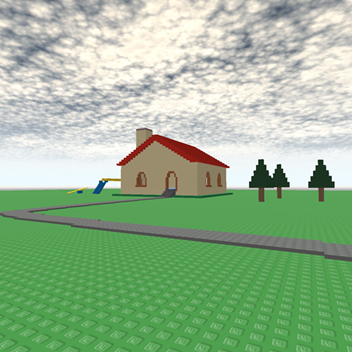 Despite its simplicity, I definitely spent an unreasonable amount of time in the default Happy Home in Robloxia map