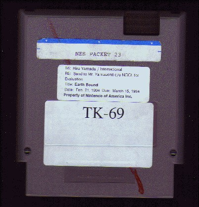 A rather pedestrian-looking NES cart contains one of only five known English-translated copies of Mother