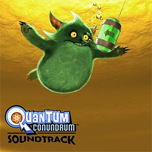 Quantum Conundrum's soundtrack cover.