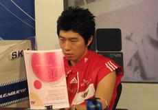 Boxer, eSports' first millionaire