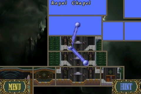 The Map Screen