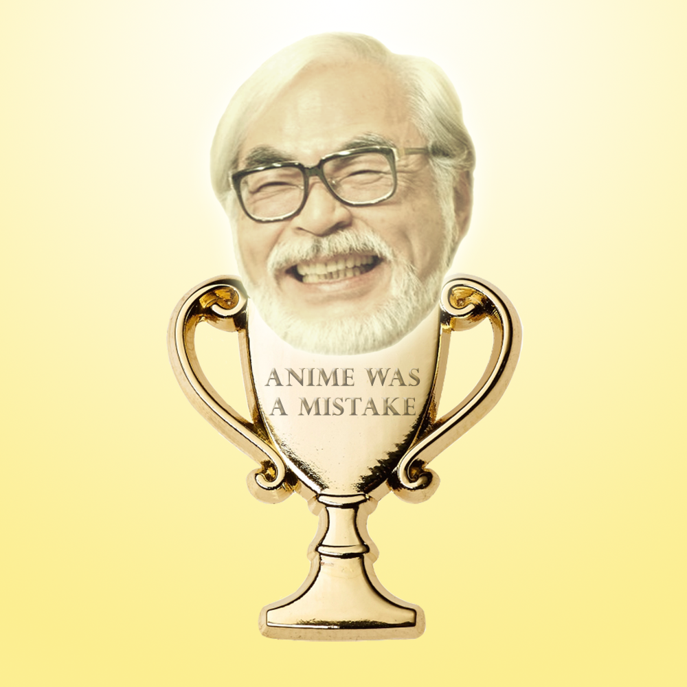 A congratulations to every film that won a Mistakie.