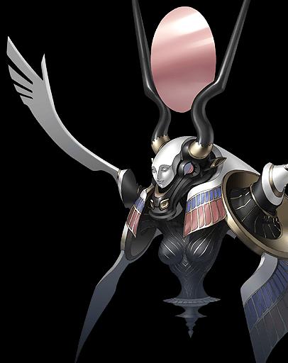 Isis, Yukari's evolved Persona.
