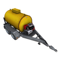 Lizard Mobile Fuel Tamk