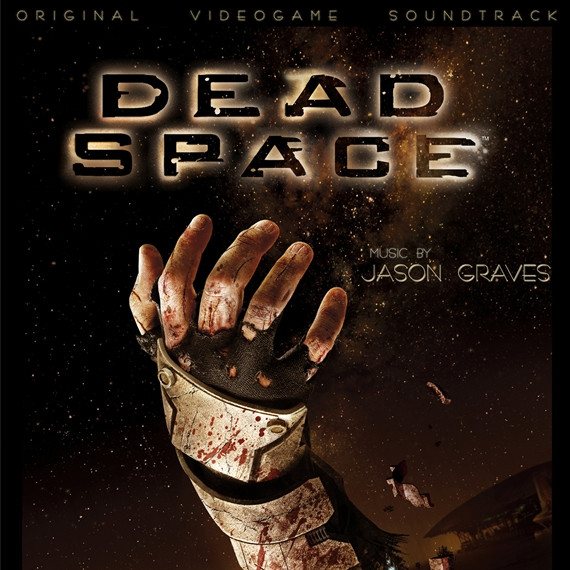 Cover of the Dead Space soundtrack.