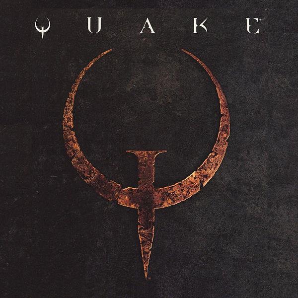 Quake CD Cover