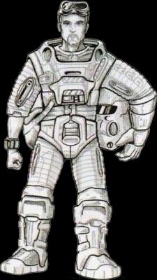 Ivan, the Space Biker