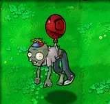 Balloon Zombie