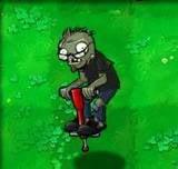 Pogo Zombie