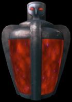 Open bottle for Plasmid