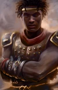 Aarin Gend, the Spymaster