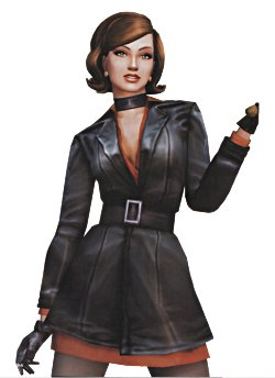 Cate Archer, spy extraordinaire