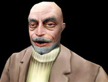 Bruno Lawrie, aging super-spy