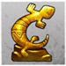 Gold Lizard