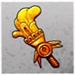 Golden Scepter of Cihuacoatl