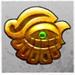 Golden Eye of Cipactli