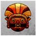 Mask of Tezcatlipoca