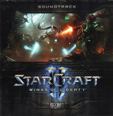StarCraft II Original Soundtrack Cover