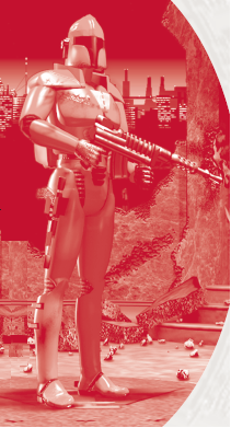 The Silencer and a RP-32 Pacifist assault rifle