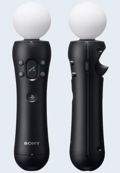 The PlayStation Move Controller