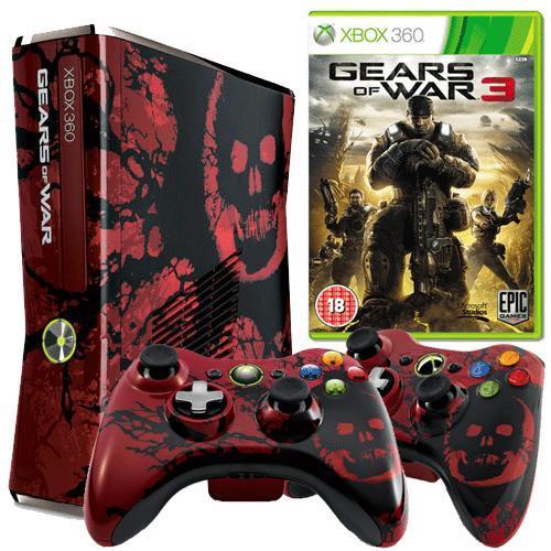 Gears of War decals, Bro!