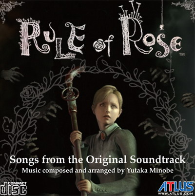 Promotional Soundtrack Album Cover