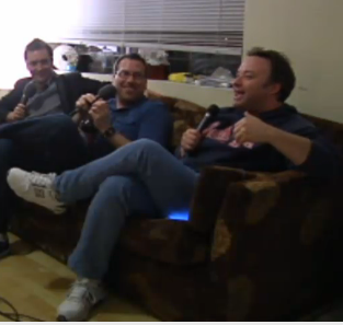 David Jaffe joined Giant Bomb for one of its many reaaaaaally long podcasts this past E3.