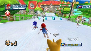 As seen in Mario & Sonic at the Olympic Winter Games.