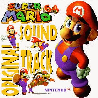 Super Mario 64 Original Soundtrack (1996)