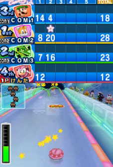 Curling Bowling