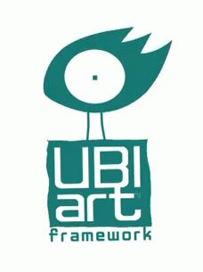 The UBIart Framework logo