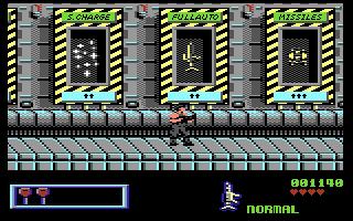 Weapon storage room (C64)