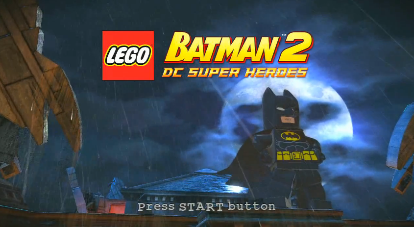 I hope you're imagining Danny Elfman's Batman theme here. Because in this game, it's more than likely it will be playing!