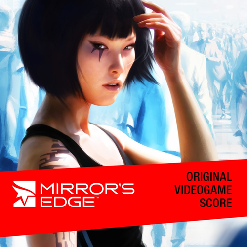 The game's soundtrack cover.