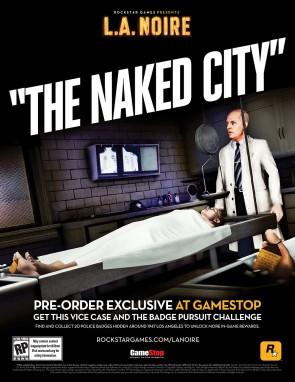 The Naked City Case