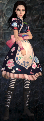 Silk Maiden Dress