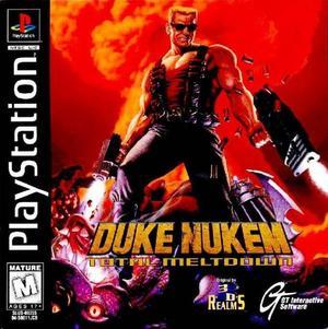 Duke Nukem: Total Meltdown.