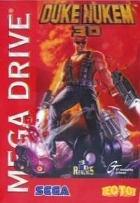 Duke Nukem 3D for the Mega Drive