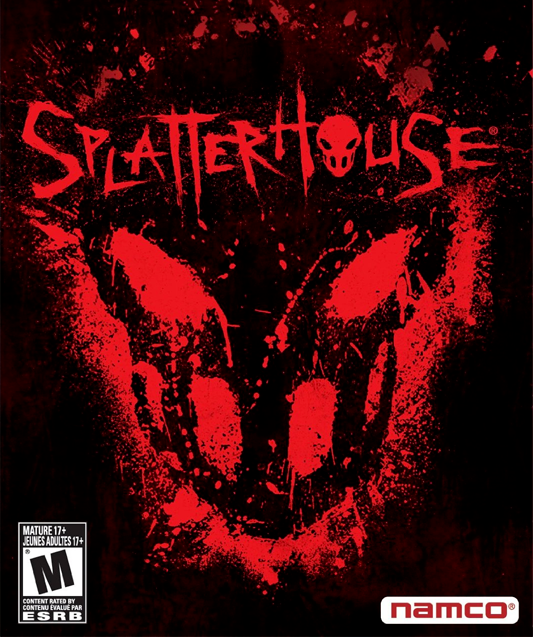 I forgot they made a 360/PS3 Splatterhouse game with characters voiced by Jim Cummings.