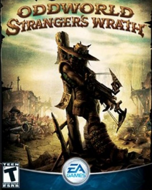 Stranger's Wrath is the best Oddworld game, and a new candidate for one of my favourite games ever