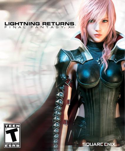 Lightning in her war corset, or