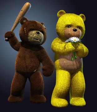Crazy Army of Bears training program.
