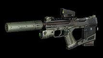 M66 Machine Pistol