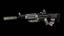 M82SE Assault Rifle