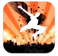 The official app icon for Free Running.