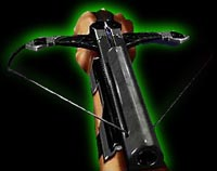 Deus Ex Multishot Wrist Crossbow